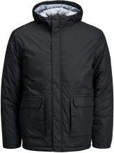 JACK & JONES On-trend Puffer Jacket Men Black