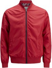 JACK & JONES Lightweight Bomber Jacket Men Red