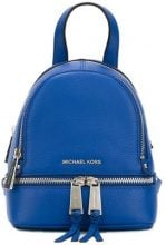 Michael Michael Kors - extra small 'Rhea' backpack - women - Leather - OS - BLUE