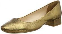 Unisa 18_se, Ballerine Donna, Oro (Old Gold), 40 EU