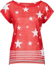 T-shirt (Rosso) - BODYFLIRT
