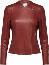 SELECTED Leather - Jacket Women Red