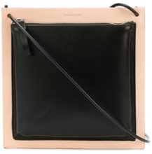 Building Block - framed shoulder bag - women - Leather - OS - BLACK