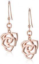 Elements Silver Orecchini a pendolo e goccia Donna argento - E5530