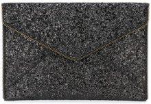 Rebecca Minkoff - envelope clutch - women - Polyester - OS - BLACK