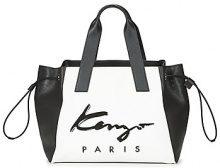Borsa Shopping Kenzo  KANVAS TOTE LARGE BAG