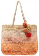 DESIREE  - Shopping bag - peach