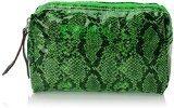 Bensimon - Pochette, Donna, Verde (Vert (Vert 617)), Taglia unica