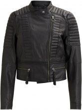 OBJECT COLLECTORS ITEM Leather Jacket Women Black