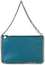 Stella McCartney - Falabella purse - women - Polyester - One Size - Blu