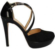 Scarpe Grace Shoes  9701 Sandalo tacco Donna Nero