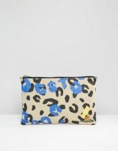Vivienne Westwood Anglomania - Pochette con stampa maculata