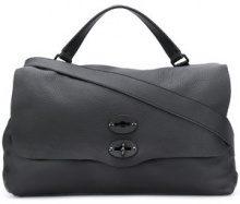 Zanellato - Borsa tote - women - Leather - One Size - BLACK