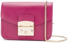 Furla - Borsa 'Metropolis' - women - Leather - OS - PINK & PURPLE