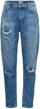 SELECTED Sfroy - Boyfriend Jeans Women Blue
