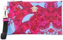 Versace - Pochette 'Medusa' - women - Nylon - OS - PINK & PURPLE