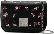 Essentiel Antwerp - Piglesias shoulder bag - women - Cotone/Polyester/Polyurethane - OS - Nero
