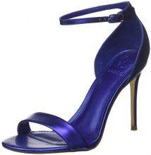 Guess Footwear Dress Sandal, Scarpe con Cinturino alla Caviglia Donna, Avorio (Ivory), 35 EU