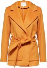 SELECTED Wool - Jacket Women Yellow