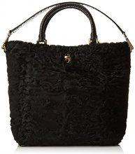 Dolce & Gabbana, Borsetta da polso donna nero nero