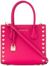 Michael Michael Kors - Borsa tote - women - Leather - OS - PINK & PURPLE