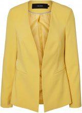 VERO MODA Classic Blazer Women Yellow