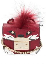 Furla - Mini borsa 'Metropolis Jungle' - women - Leather - One Size - BROWN