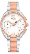 Fendi - Orologio 'Momento Fendi' - women - metal - One Size - METALLIC