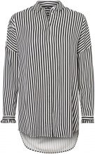VERO MODA Striped Shirt Women White