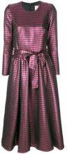 - Ultràchic - Vestito aderente in vita - women - acetato/fibra sintetica/fibra sinteticacotone - 42 - di colore rosa