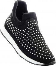 Sneaker (Nero) - BODYFLIRT