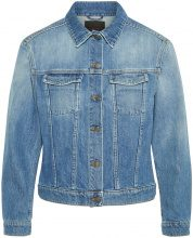 J.LINDEBERG Bella Sharp Denim Jacket Women Blue
