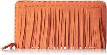 Le Temps des CerisesAnouk _ Ltc4c3k - Portafogli Donna , arancione (Arancione (Papaye)), 2x11x21 cm (W x H x L)