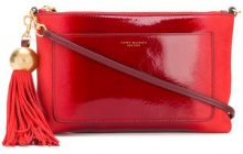 Tory Burch - Borsa a tracolla - women - Leather - OS - RED