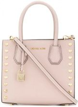 Michael Michael Kors - Bora tote - women - Leather - One Size - PINK & PURPLE
