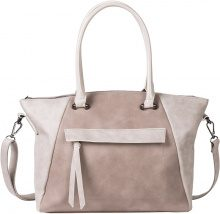 Borsa Trapezio (Beige) - bpc bonprix collection