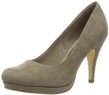 Tamaris 22407, Scarpe con Tacco Donna, Marrone (Pepper 324), 37 EU