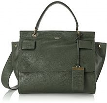 Guess Hwvg6781190, Borsa a Mano Donna, Verde (Forest), 13x22.5x28.5 cm (W x H x L)