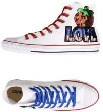 CONVERSE LIMITED EDITION CTAS HI CANVAS LTD - CALZATURE - Sneakers & Tennis shoes alte - su YOOX.com