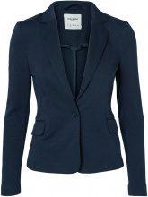 VERO MODA Jersey Blazer Women Blue