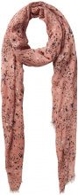 PIECES Long Printed Scarf Women Pastel