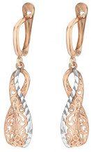 Carissima Gold Orecchini Donna  9 carati  oro rosa