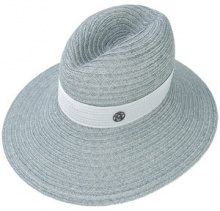 Maison Michel - Cappello 'Panama' - women - Straw - XS - GREY