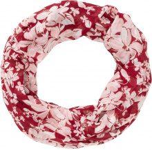 Sciarpina ad anello Fiori (Rosso) - bpc bonprix collection