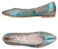 AGL ATTILIO GIUSTI LEOMBRUNI  - CALZATURE - Ballerine - su YOOX.com