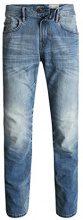 ESPRIT - 5 Pocket, Pantolon straight da uomo, blu (blau  (e medium blue 955)), 42/44 IT (29W/32L)