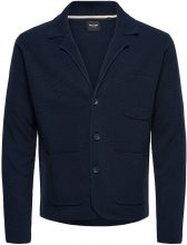 ONLY & SONS Detailed Blazer Men Blue