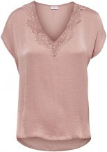 ONLY Detailed Short Sleeved Top Women Pastel