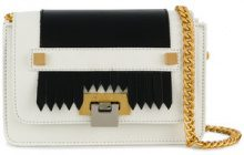 Visone - Lizzy Small shoulder bag - women - Calf Leather - OS - WHITE
