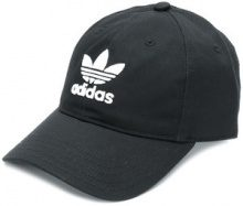 Adidas - Cappello con logo - women - Cotton/Polyester - One Size - BLACK